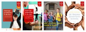 Anton Horeweg: 4 Onderwijsboeken over gedrag