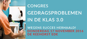 Gedragsproblemen in de klas 17 november