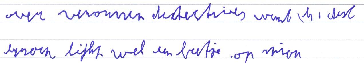 Handschrift_20vb_20goede_20distale_20motoriek