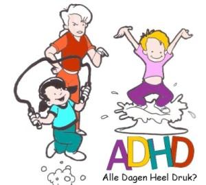 Wat stuitert daar door je klas? Anton Horeweg over ADHD op school ADHD school