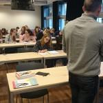 Gastcollega aan de Universiteit van Utrecht. ALPO studenten. Anton Horeweg Gedragsproblemen in de klas