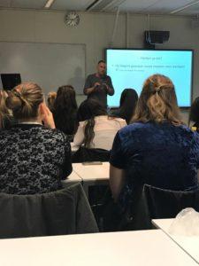 Anton Horeweg gedragsproblemen in de klas
