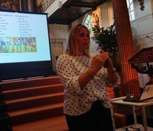 Ingrid van Essen onderwijstrainingen gedrag