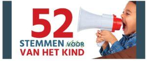 Anton Horeweg 52 stemmen van het kind november 2019