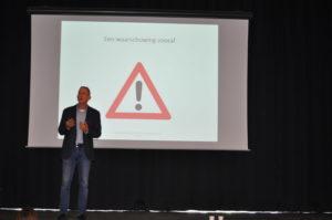 Anton Horeweg over lastig gedrag onderwijs