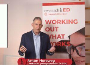 ResearchEd Anton Horeweg